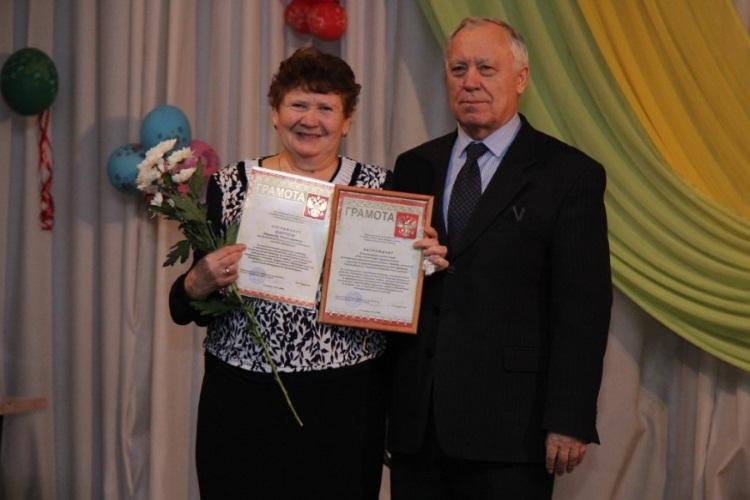 30 -летний юбилей Коченевской районной ветеранской организации